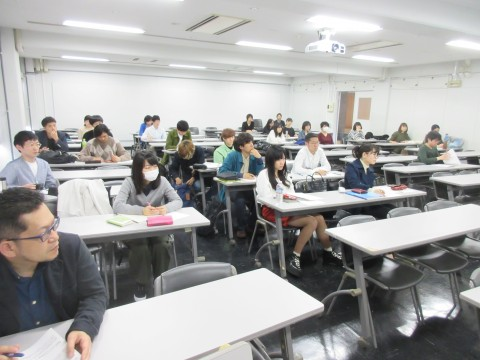 研究室と共催、司会は小林先生にお願いしました。