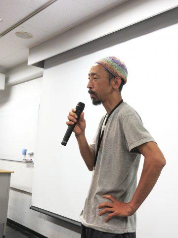 七田審査員長、総評