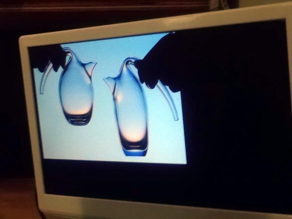 田中さんガラス